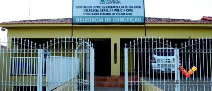 Casal é preso em flagrante por fazer sexo na rua em Conceição - WSCOM