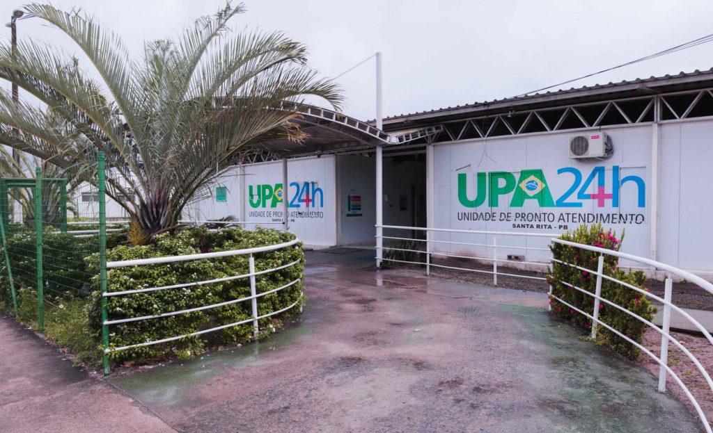 Upa Santa Rita Promove Reformulações E Amplia Atendimento