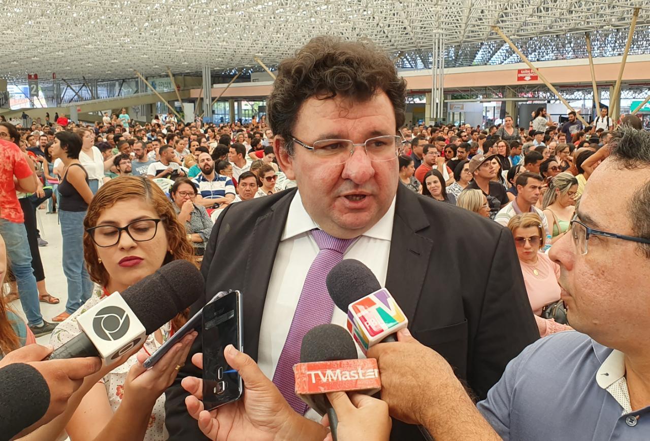 Neste mês: Cláudio Furtado confirma que Governo do Estado deve ...