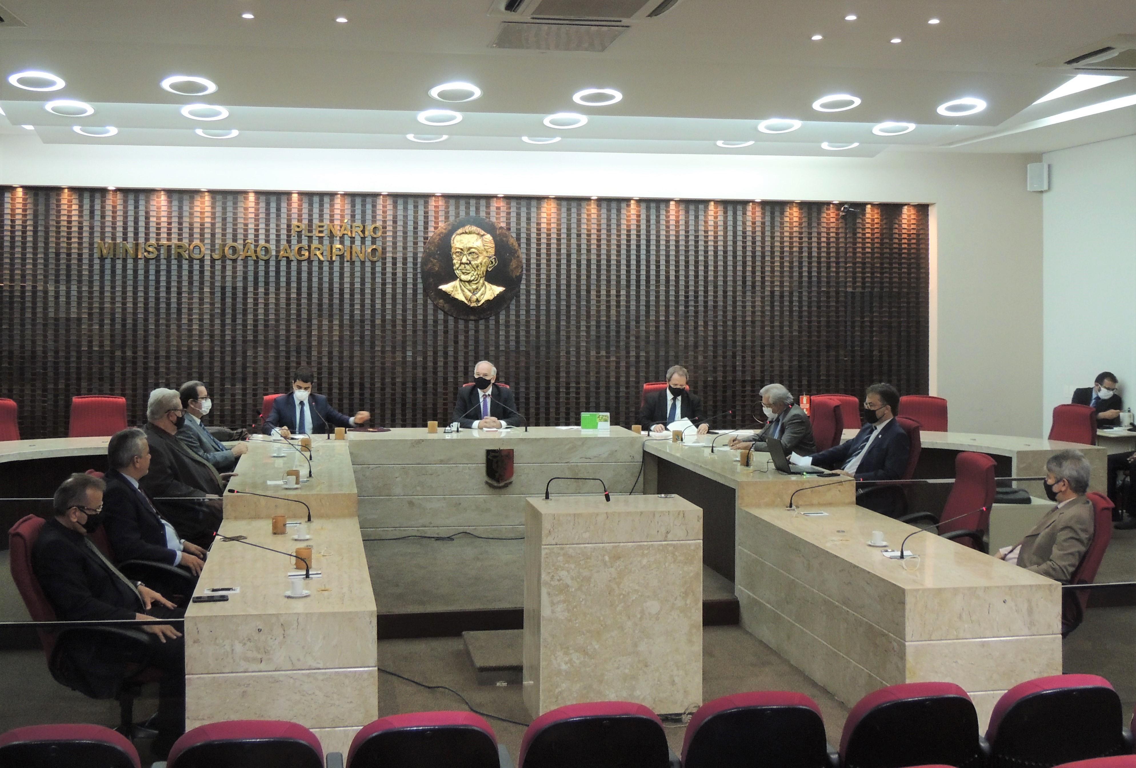 Fernando Catão é eleito e vai presidir o TCE-PB para o biênio 2021/2022 -  WSCOM