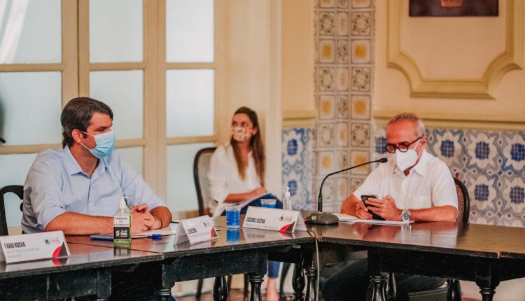 Léo Bezerra prevê dias difíceis e defende cumprimento rígido do isolamento  social - WSCOM